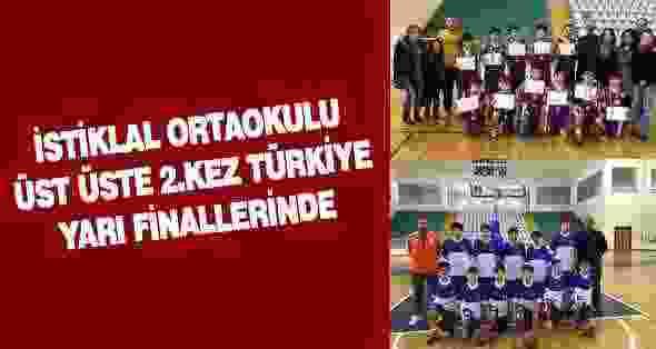 Türkiye Yarı Finallerinde